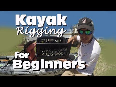 Kayak Milk Crate