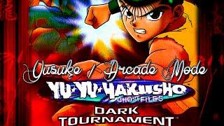 Yu Yu Hakusho: Dark Tournament - Yusuke - Arcade Mode