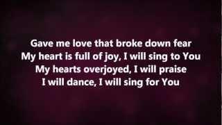 Dance Jesus Culture W Lyrics
