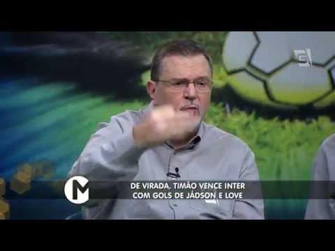 Mesa Redonda - Brasileirão 7ª Rodada: Corinthians X Internacional (14/06/15)