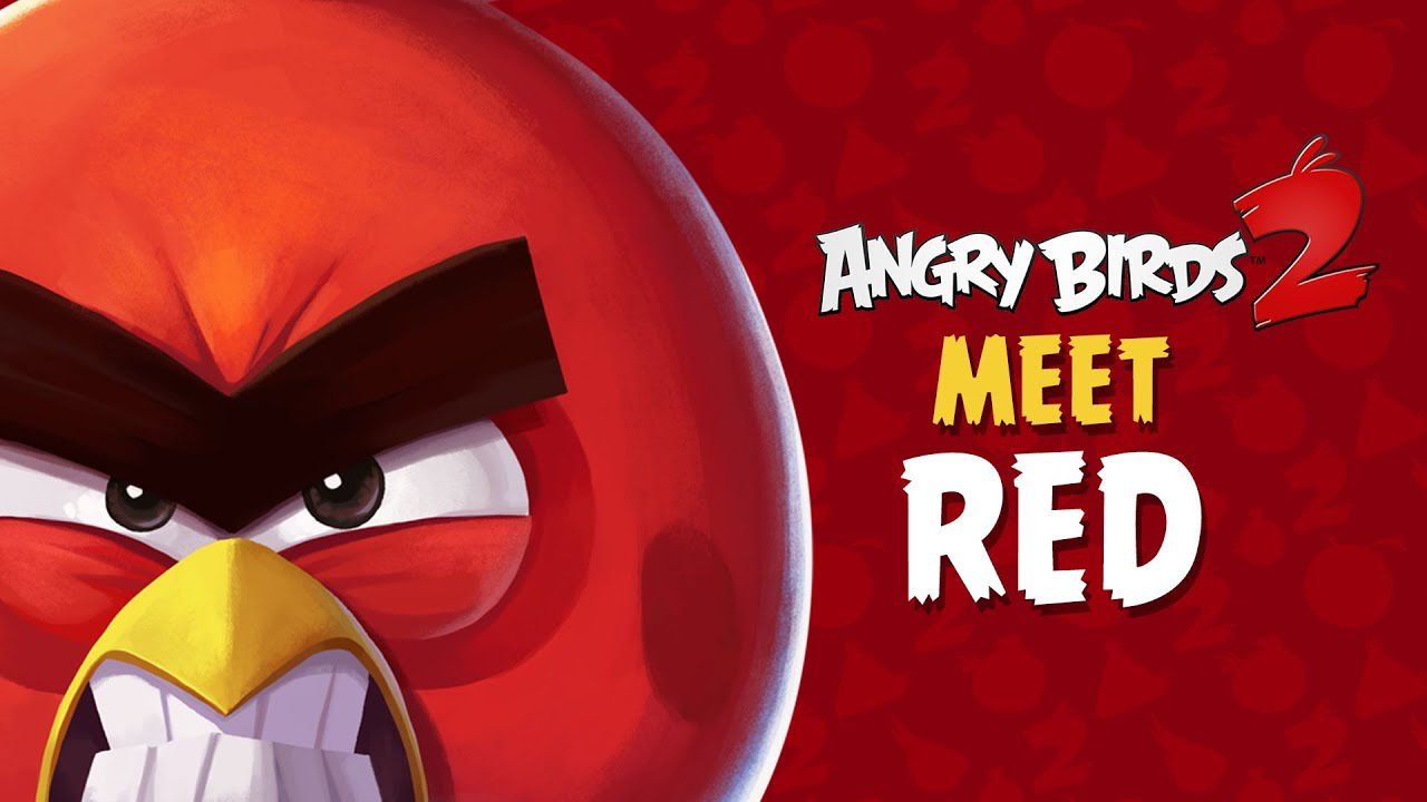 Angry Birds 2 Meet Red Leader Of The Flock Youtube