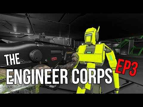 Engineer Corps - #3 (Sunday Survival) New Threat, New Weapons, New Multiplayer