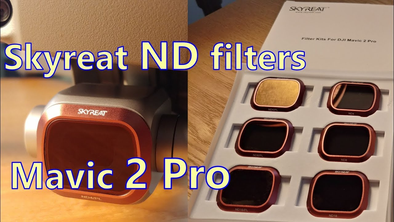 29d9ab989a1 Skyreat ND Filters for Mavic 2 Pro - Will they help you? - YouTube