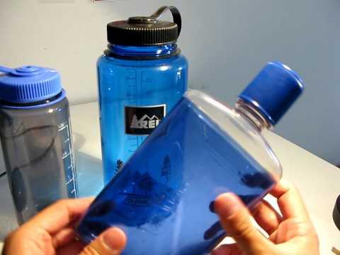 Nalgene Water Bottle Review