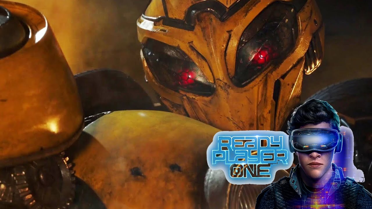 Bumblebee: Ready Player One Style 2020 Pure Imagination Trailer