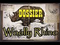 ARK: Survival Evolved - Woolly Rhino Dossier - Woolly Rhino Charge  - Woolly Rhino Keratin Viagra
