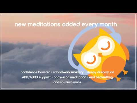 DreamyKid Meditation App Just For Kids