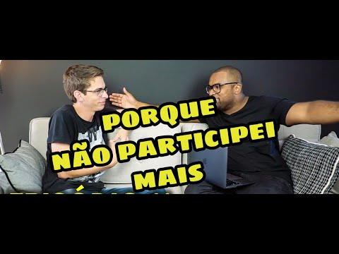 Porque não Continuei Participando do Episodio   O Estagiário Tiago Fonseca