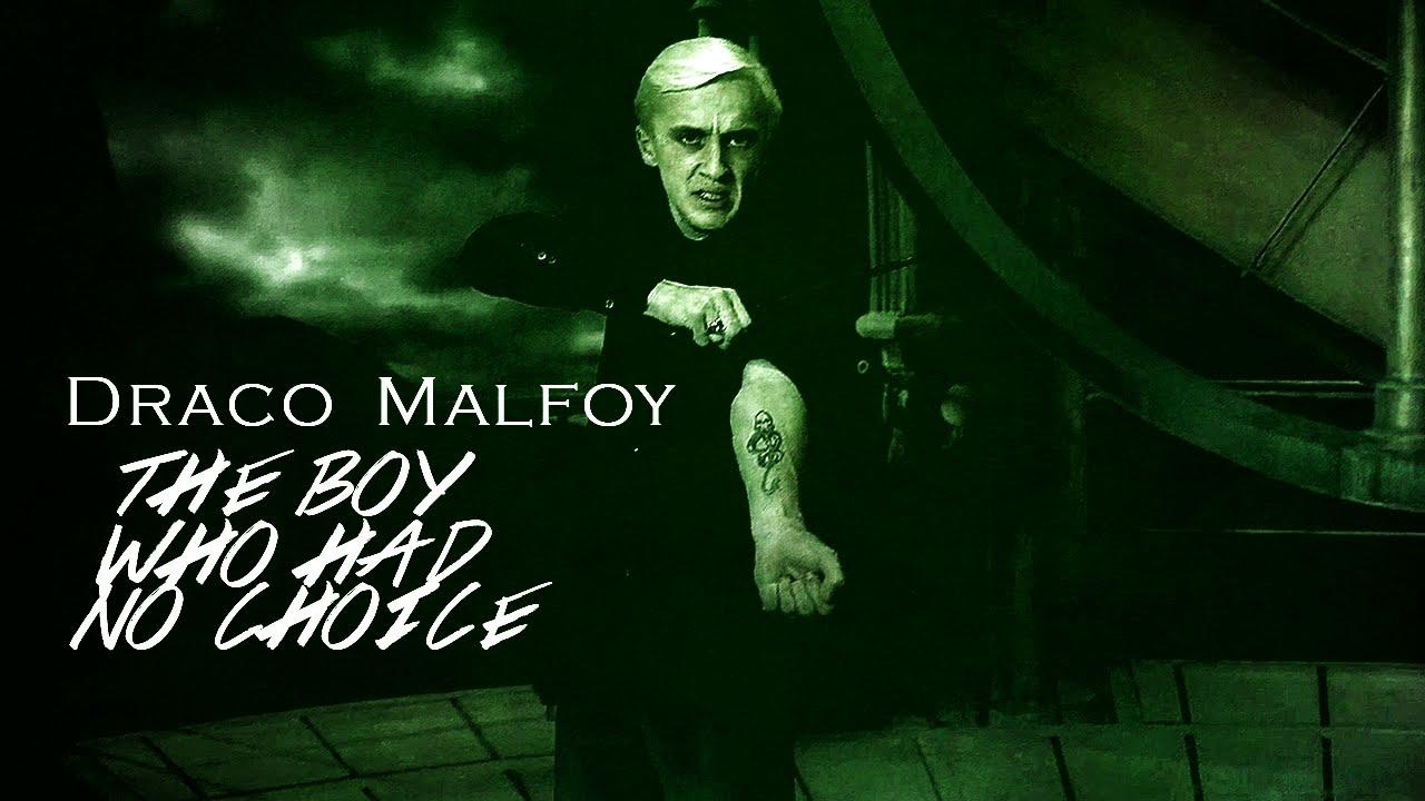 Harry Potter Wallpaper Cute Draco Malfoy The Boy Who Had No Choice Youtube