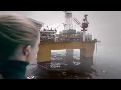 Better oil & gas offshore construction with Tekla