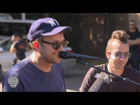 Gorillaz - Acoustic Live At KROQ HD Radio Sound Space