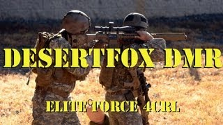 DesertFox DMR at Jericho Airsoft/Jungle Island (Gameplay and commentary)