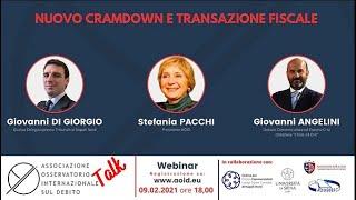 Webinar - Nuovo cramdown e transazione fiscale