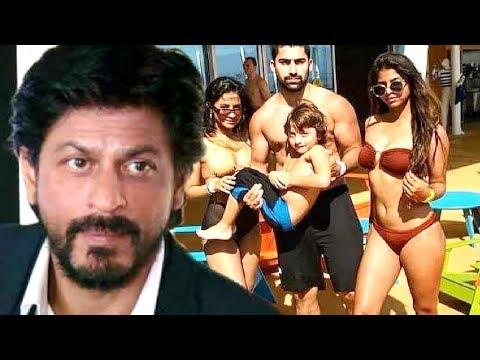 Shahrukh Khan Daughter Suhana In Bikini Is Breaking The Internet thumbnail