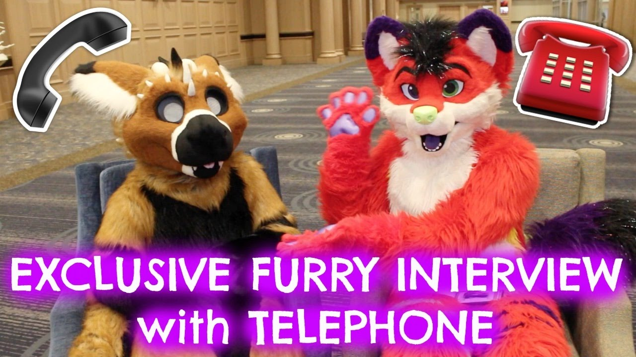EXCLUSIVE FURRY INTERVIEW with TELEPHONE - YouTube