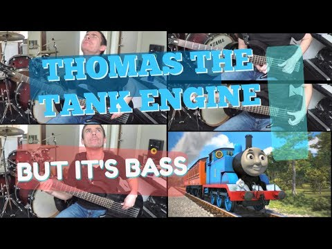 Thomas the Tank Engine But It's Bass