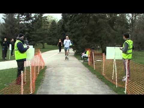Brueton parkrun video - 31st March 2012