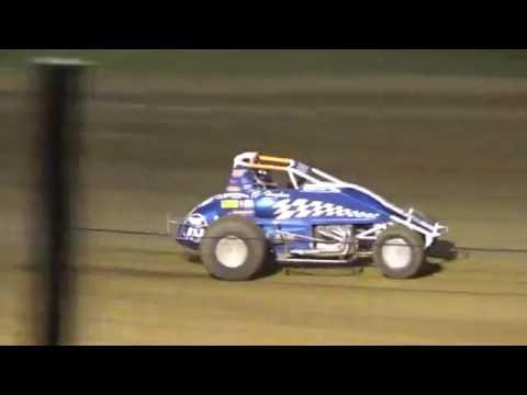 JJ Hughes @ Lincoln Park Speedway (LPS) 07-30-2016