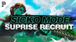 'SICKO MODE' Parallel Dweeby Fortnite Montage (SURPRISE RECRUIT!!)