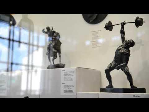 Компания «ФОРЭС» помогла ЕМИИ реконструировать экспозицию уральского художественного литья