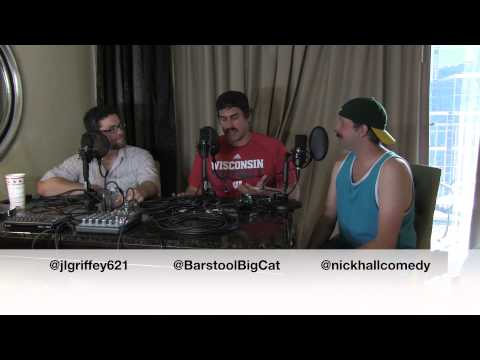 "nickhallcomedy Podcast Ep 18 - Special Guest Dan ""Big Cat"" Katz from Barstool Sports"