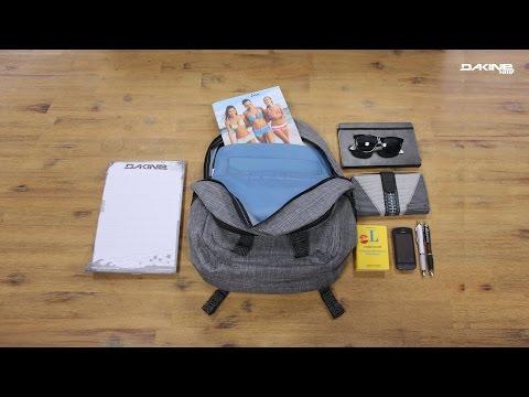 Der Dakine Women´s Hadley 26L Pack - Rucksack für Multimedia Fans