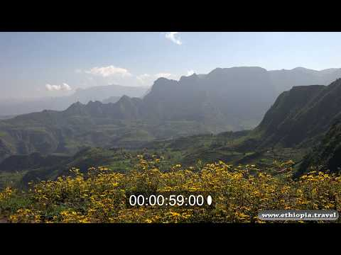 Ethiopia - Simiens Landscapes lower valley (Part 2)