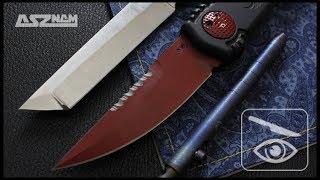 Обзор безумного ножа Asheville Steel Phoenix