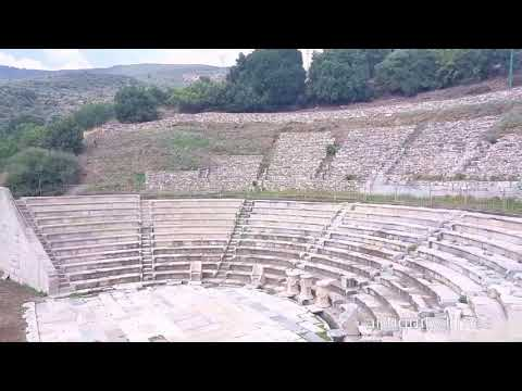 Theatre of The Metropolis Ancient City