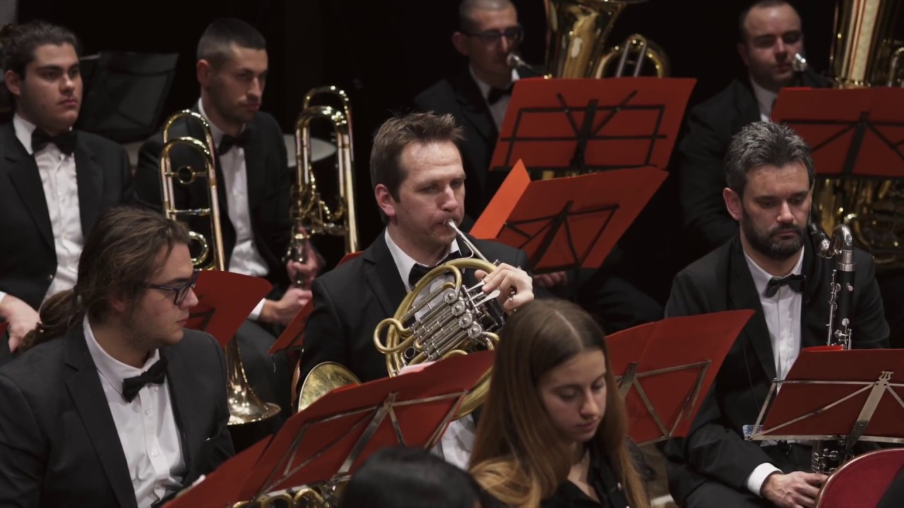 PILATUS: MOUNTAIN OF DRAGON - Steven Reineke | OFiM - Orchestra Fiati del Montefeltro
