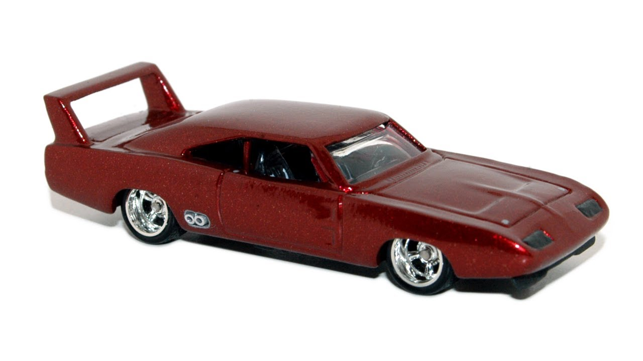 Fast and Furious 6 1969 Dodge Charger Daytona - YouTube