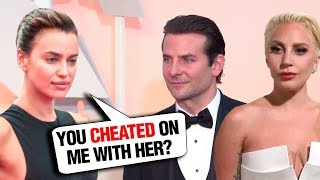 Lady Gaga MAKES Bradley Cooper BREAK Up With Irina Shayk?