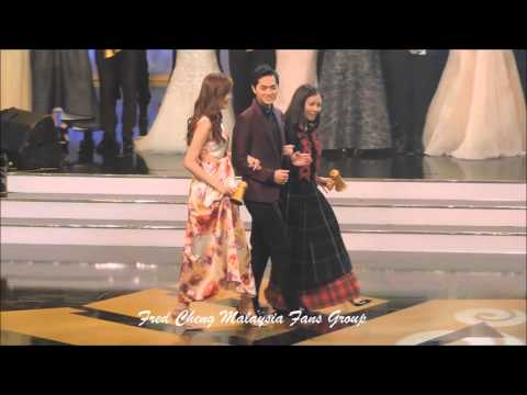 Part 1 - Introduction of The Voice's Singers at TVB Star Awards Malaysia 2015