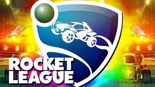 LAST SECOND DUNK?!  (Rocket League Custom Games!)