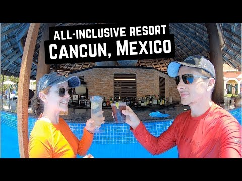 Staying at CANCUN ALL-INCLUSIVE RESORT during COVID-19