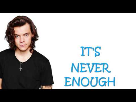 One Direction - Never Enough  IT'S A FUCKING COVER