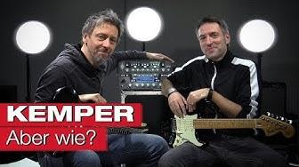 Kemper Profiler - Aber wie?