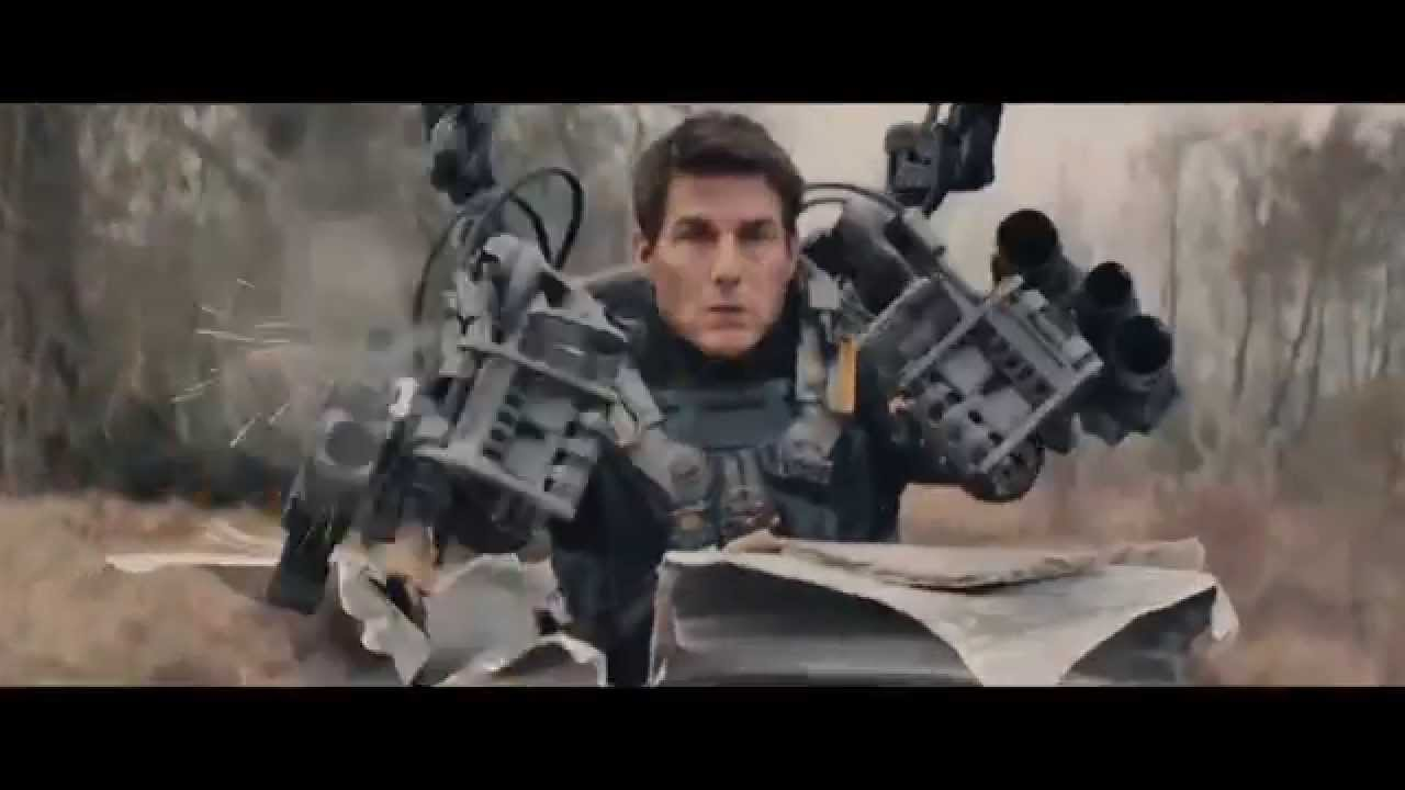Edge of Tomorrow - Exo Suit Featurette - Official Warner Bros. UK ...