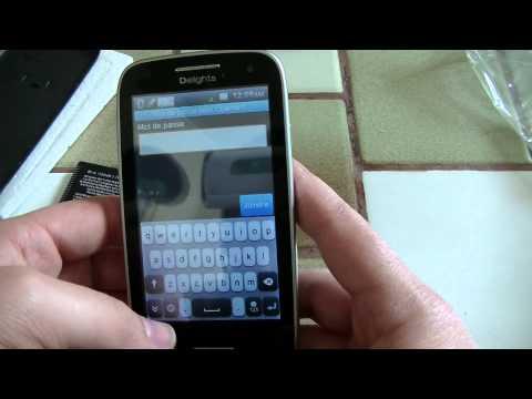 Faux Samsung Galaxy S# et Faux Android ! La totale quoi !