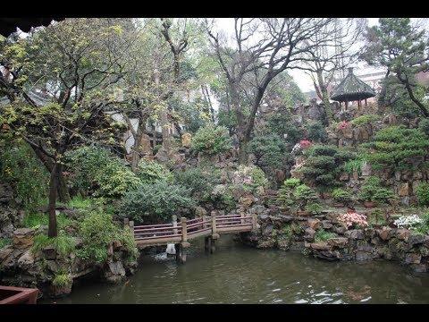 Shanghai's Yuyuan Gardens Tour / 豫园