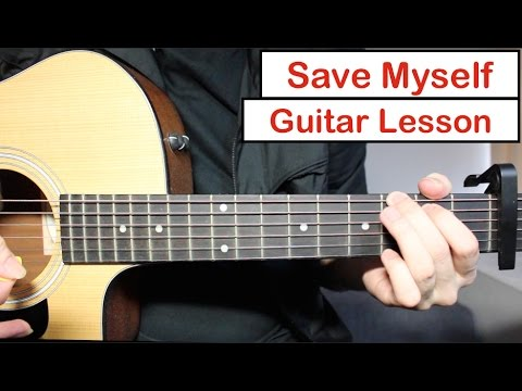 Ed Sheeran - Save Myself | Guitar Lesson (Tutorial) How To Play Chords