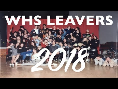 Waiheke High School Leavers Video 2018