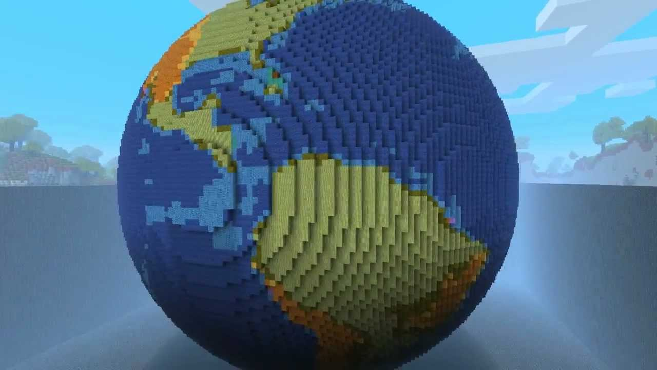 Préférence Minecraft - Earth 2 - YouTube FZ22