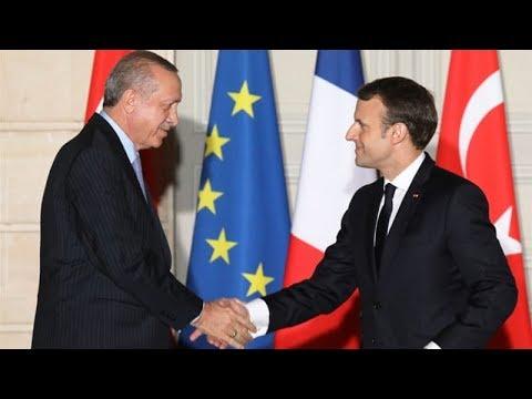 Erdogan: Turkey 'tired' of EU membership process