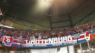 Uerdingerblock KFC Uerdingen - SV Meppen