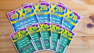 🔹️NOUVEAUTÉ FDJ Gagnant: Les tickets de jeux X10 et X20