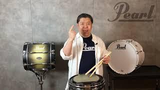 Teaching Drum By Pearl Artist (Ss.1 Ep.6) โดย อาจารย์เกษม ทิพยเมธากุล