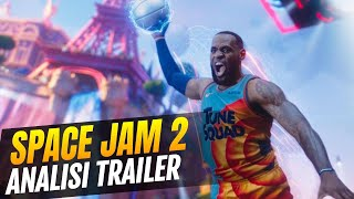 Space Jam New Legends, tra citazioni e nostalgia - La nostra analisi del trailer