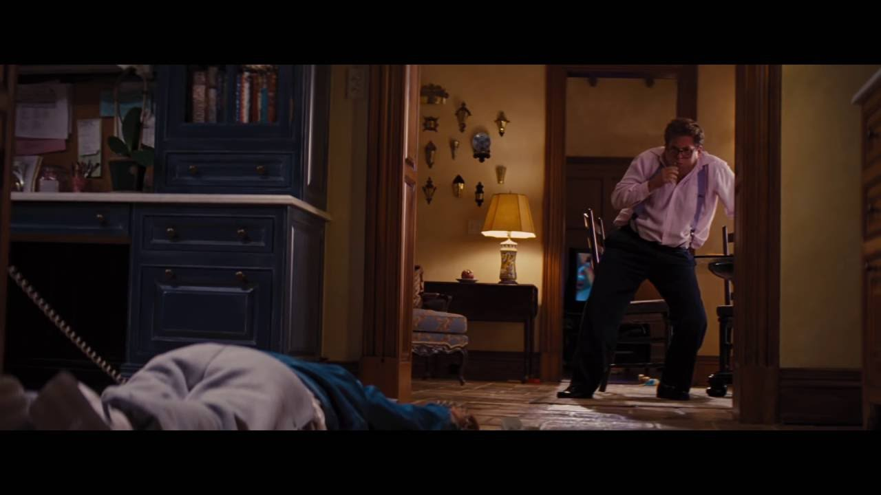 Download The Wolf Of Wall Street - Lemmon/Quaalude Drug Phase Scene