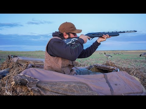 Goose Hunting Alberta Canada.. The Final Hunt